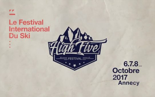 High Five Festival 2017 - Sosh Big Air Annecy